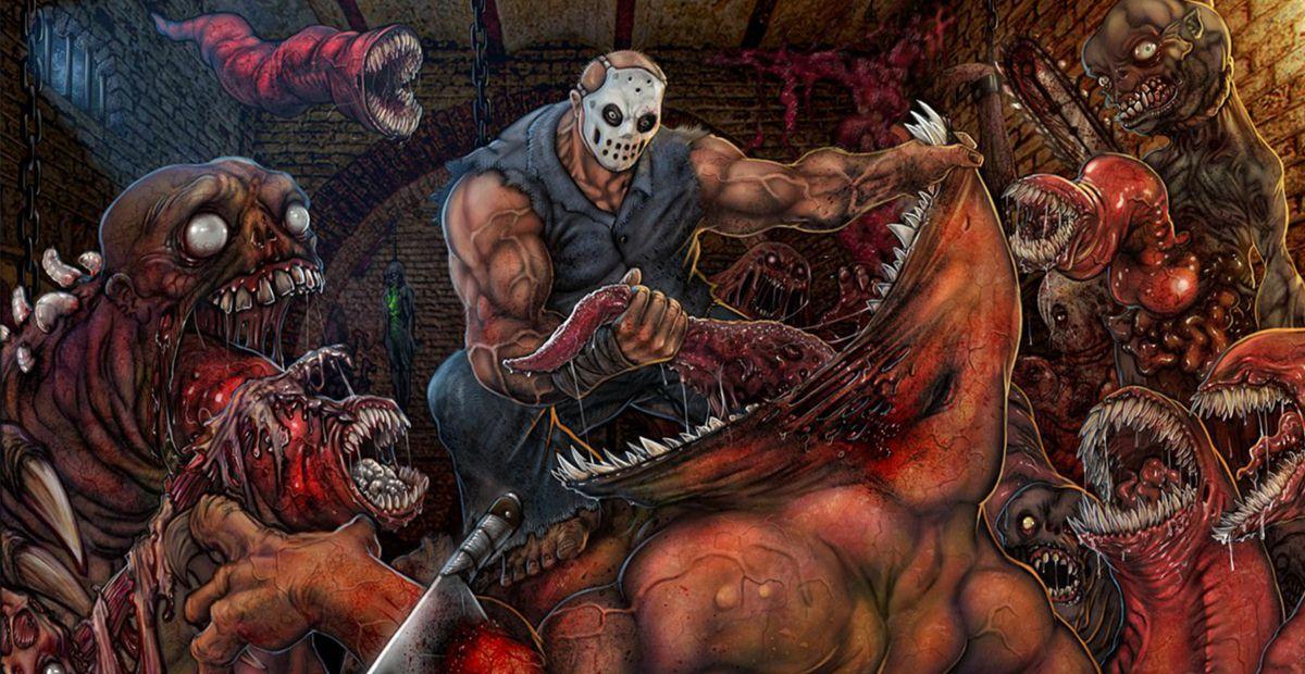 Pour Halloween, Rick Taylor passe de Splatterhouse à Streets of Rage 2