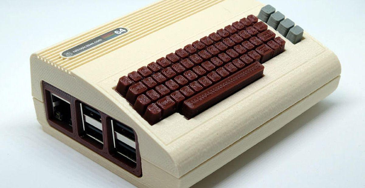 RetroPiCases - Donnez un look rétro à votre Raspberry Pi