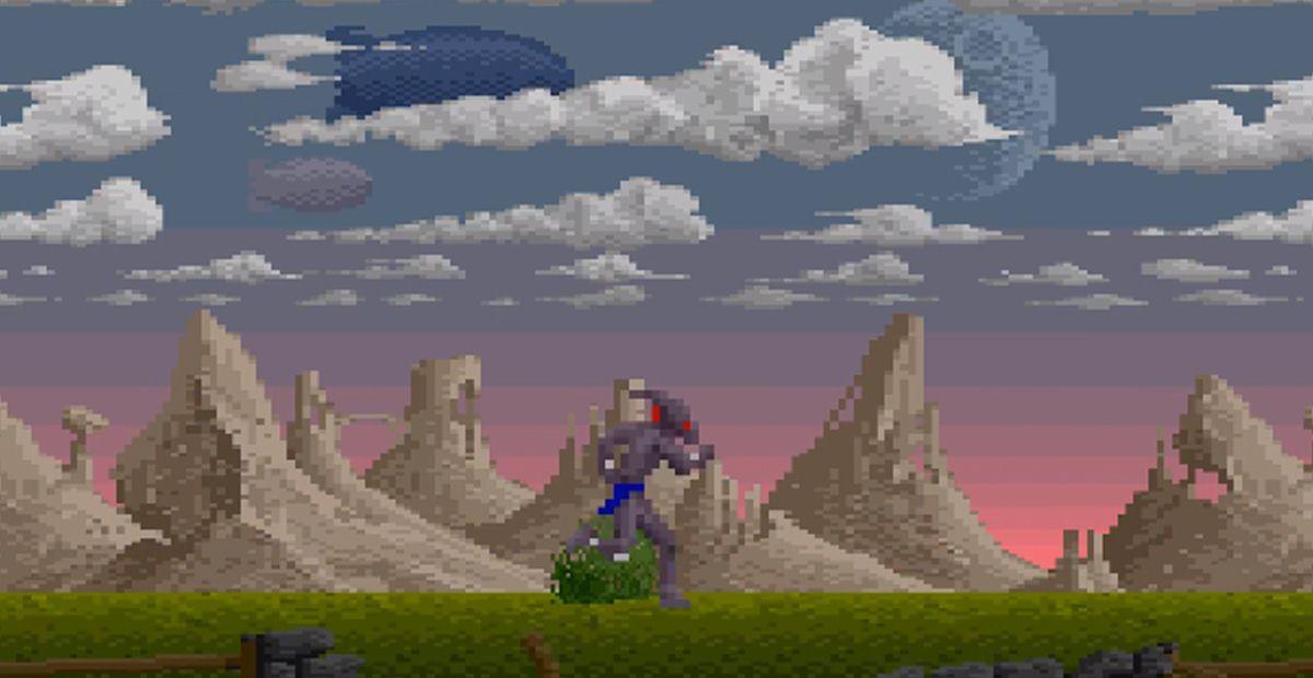 Une sensationnelle démo de Shadow of the Beast sur Amstrad CPC+ et GX4000 !