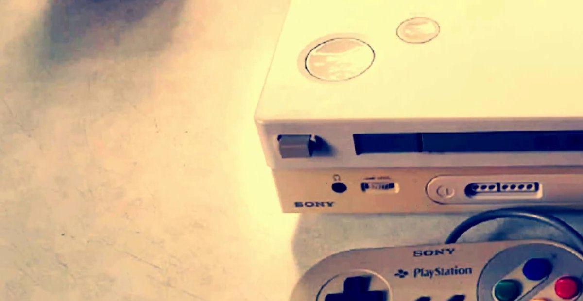 La SuperNes Mini devient SuperNes CD grâce à l