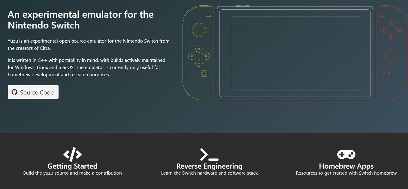 Yuzu le premier mulateur nintendo switch pour pc fonctionnel est n - Emulateur console pour pc ...
