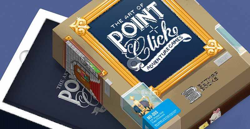 The Art of Point + Click Adventure Games - l