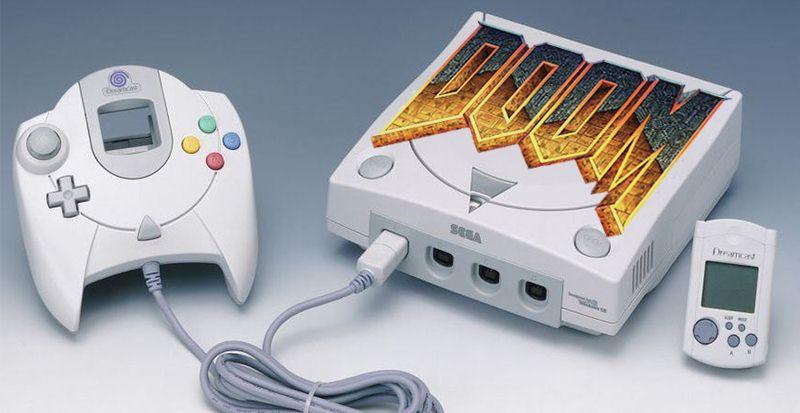 Le online pour DCDoom qui devient cross-plateformes Dreamcast et PC !