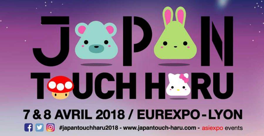 Japan Touch Haru et Geek Touch - le programme archi complet !