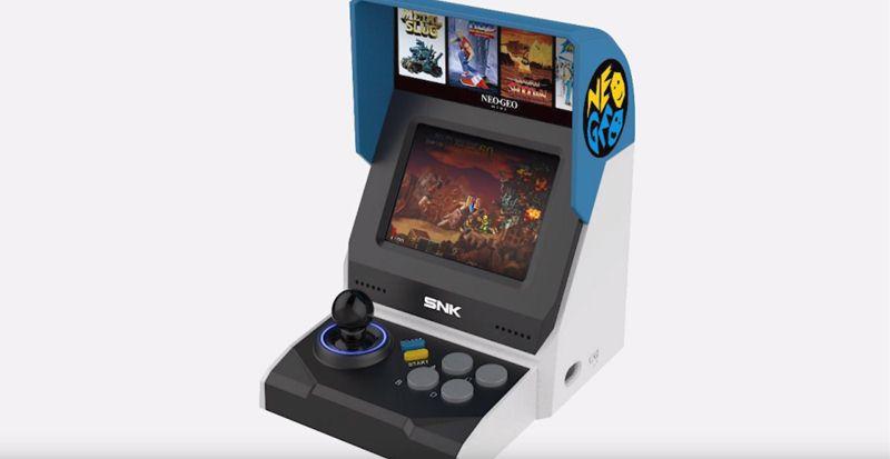 Nouvelle console Neo Geo - les infos sont tombées !