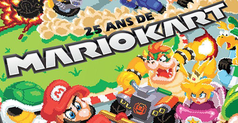 Mario démarre en trombe chez Omaké Books