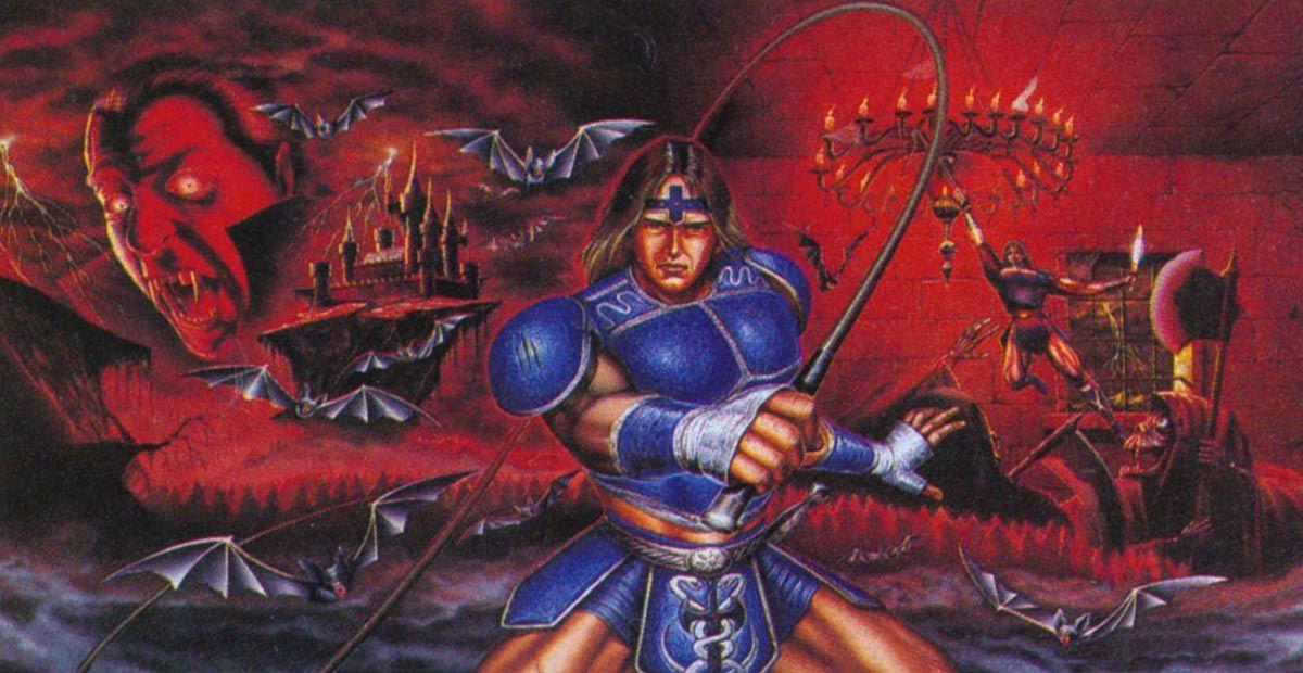 Arrivée du guide Super Castlevania IV chez l