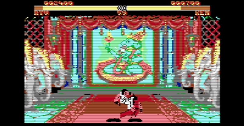 Un portage enfin décent pour Street Fighter 2 sur Commodore 64 ?