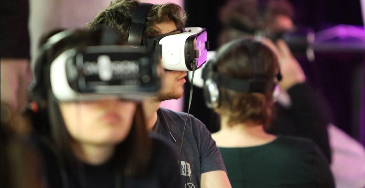 Jeux vidéo et réalité virtuelle au Festival Européen du film fantastique de Strasbourg