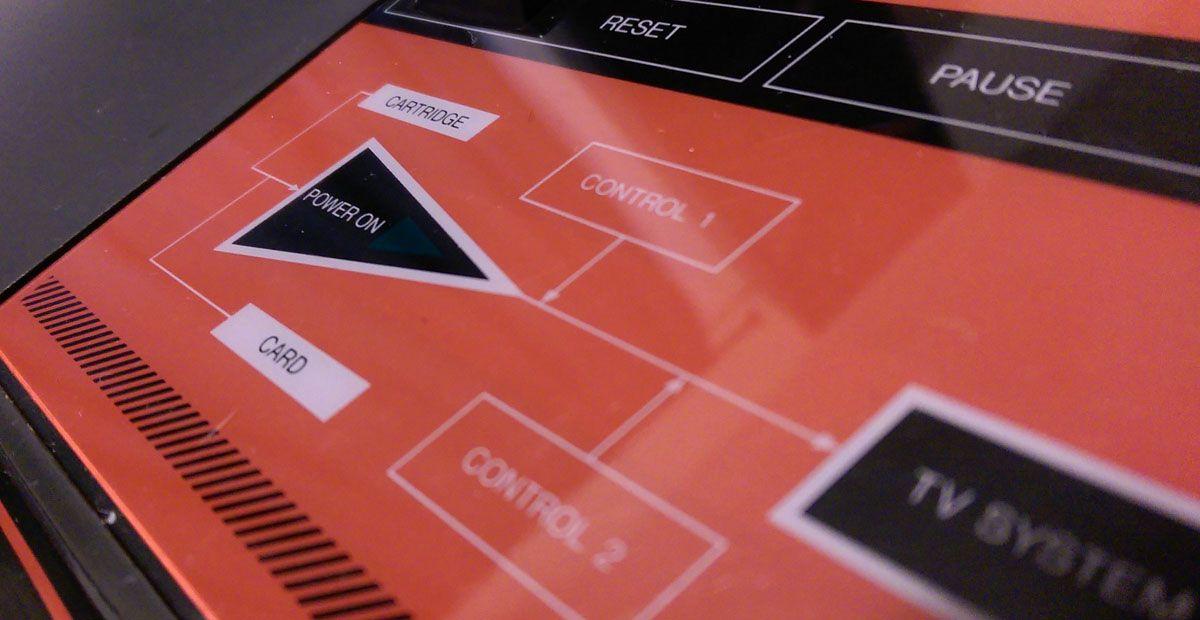 SEGA Master System a Visual Compendium - toute résistance est inutile