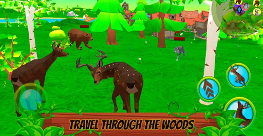 Deer Simulator - daim pour tous et tous pour daim !