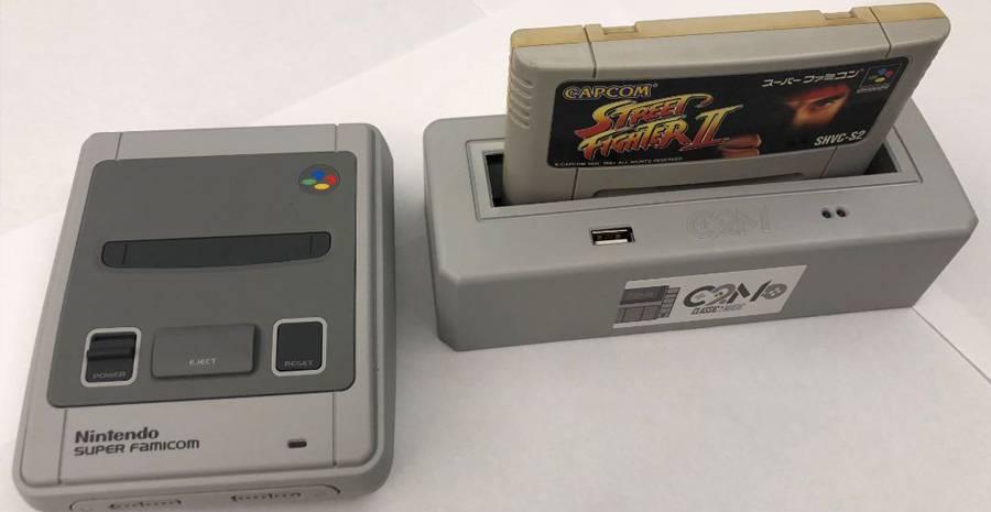 Classic 2 Magic - vos cartouches originales sur votre SNES Mini