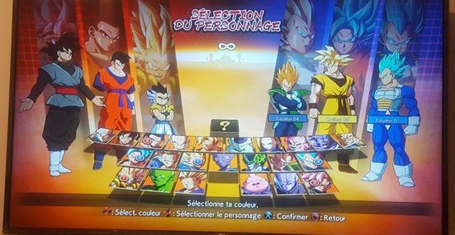 Les mods PC de Dragon Ball Fighter Z compatibles PS4 !