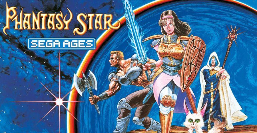 SEGA AGES - avalanche de modes pour Sonic The Hedgehog, Thunder Force IV et Phantasy Star !