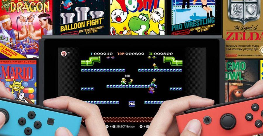 Nintendo Switch Online - liste des jeux NES qui arriveront chaque mois
