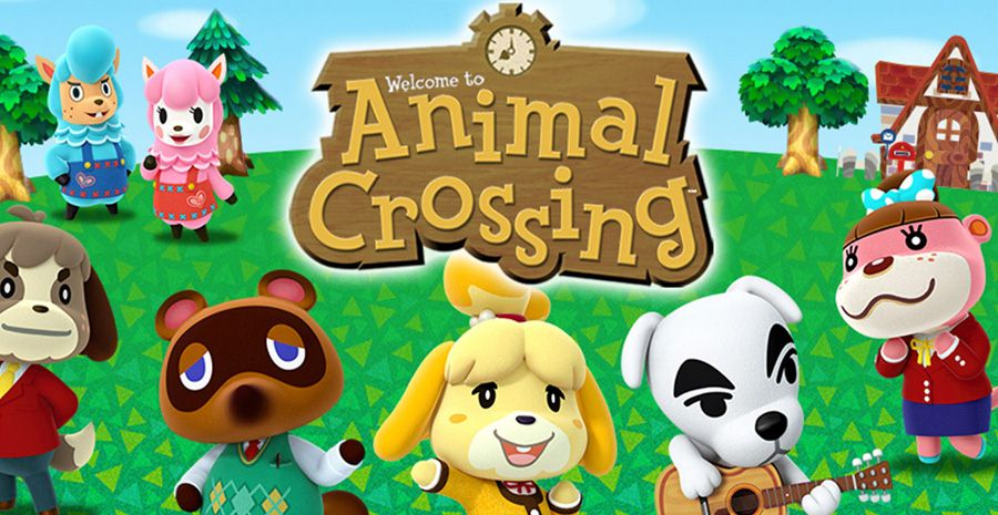 Animal Crossing annoncé sur Switch