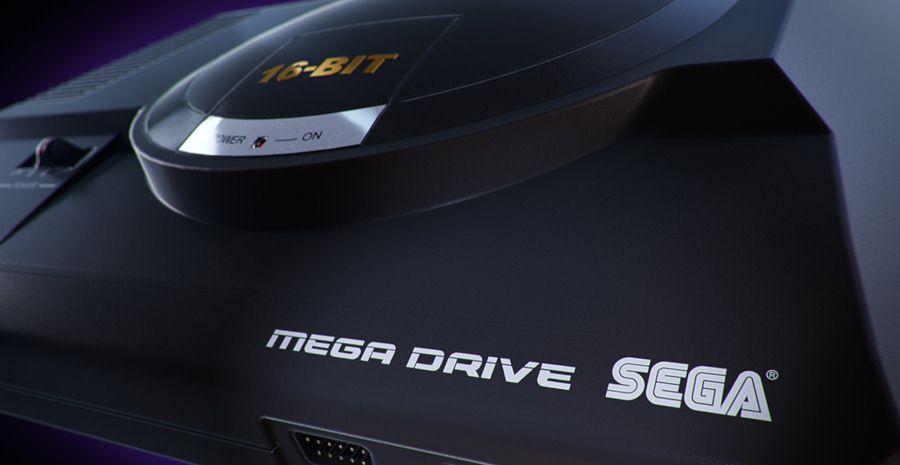 La console SEGA Mega Drive Mini sortira finalement en 2019 dans le monde entier