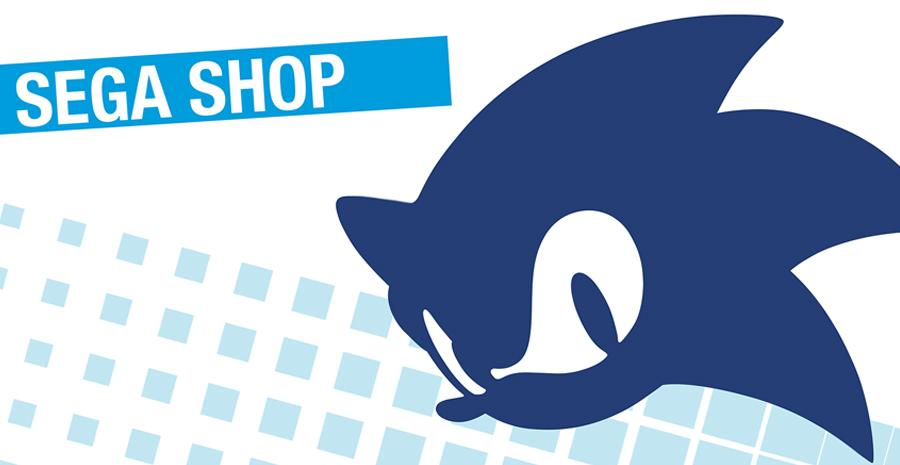 SEGA Shop ouvre sa boutique en ligne officielle pour l