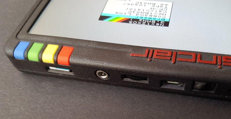 SpeccyX, pour oublier le fiasco de la Sinclair ZX Spectrum Vega+