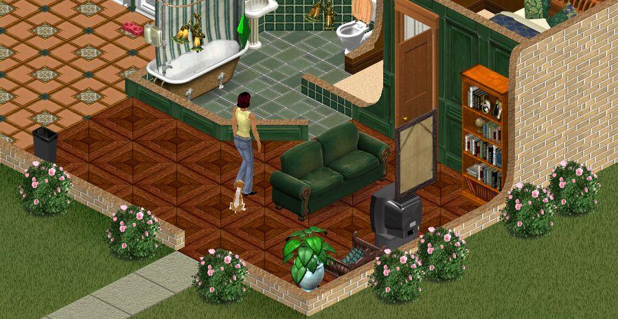 Abandonware France vous offre Les Sims et toutes ses extensions sur un plateau d