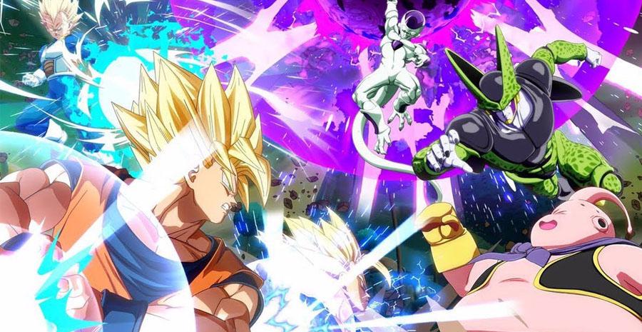 Les Meilleurs Jeux Dragon Ball De Tous Les Temps