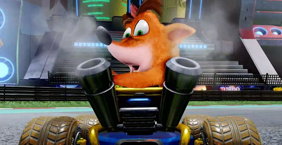 Crash Team Racing Nitro-fueled mettra les gaz sur PS4, Nintendo Switch et Xbox One !