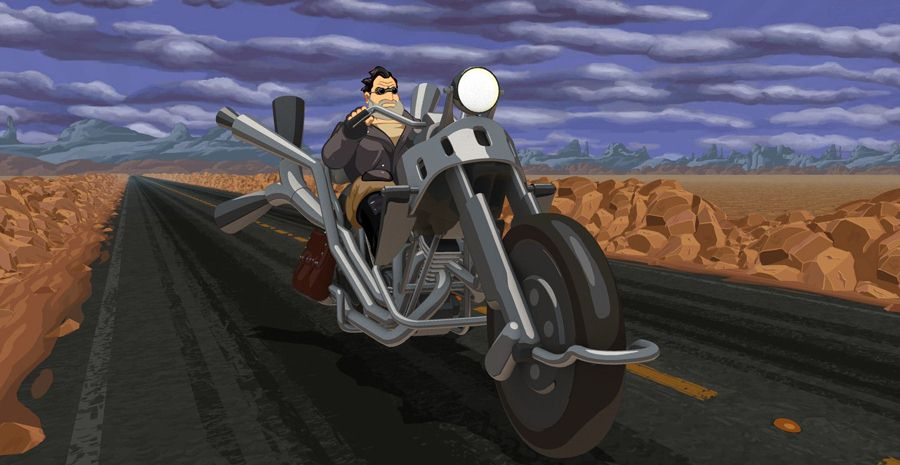 Full Throttle Remastered gratuit sur Good Old Games !