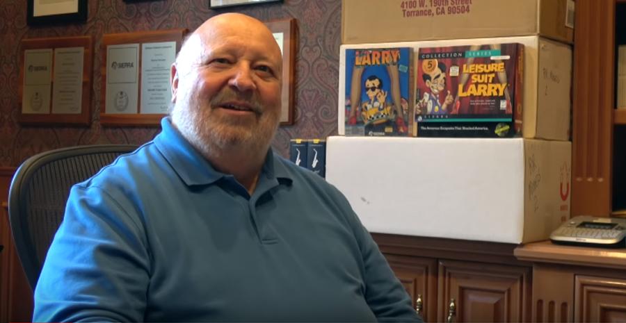 Le papa de Leisure Suit Larry se fait entuber par Activision
