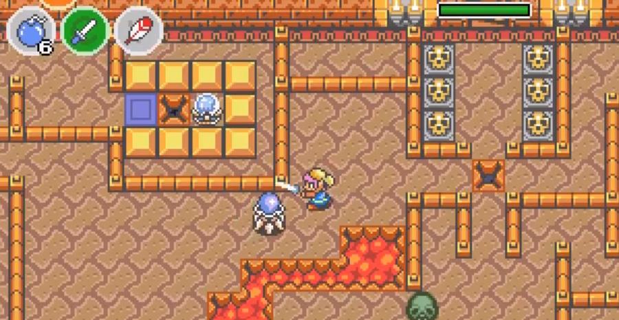 Mystery of Solarus DX - la suite de The Legend Of Zelda A Link to