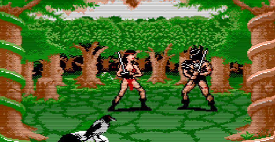 Barbarian arrive sur MSX2 - et au suivant !