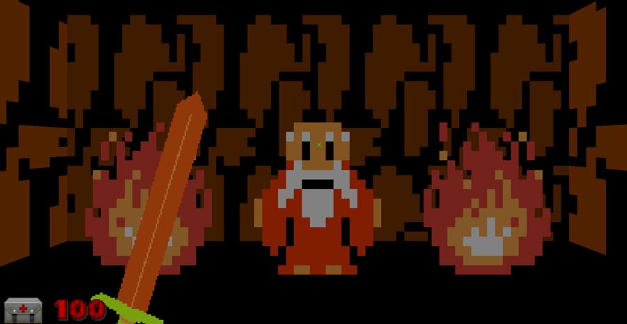 Tous les chemins mènent à Zelda... y compris Doom...