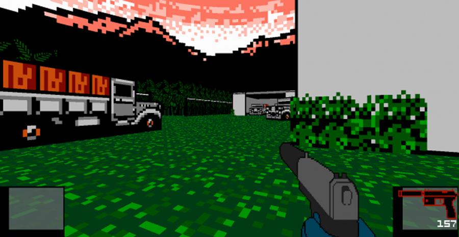 Metal Gear Doom - peut-on être plus clair ?