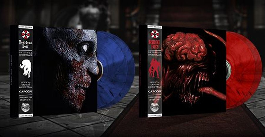 Laced Records sort les soundtracks de Resident Evil 1 et 2 sur vinyle !