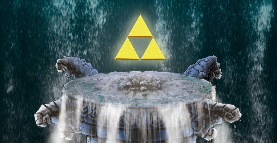 Helmarock Zelda Metal vol. II : A Link to the Rock !
