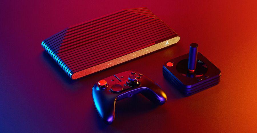 Atari VCS - reculer pour mieux sauter ?