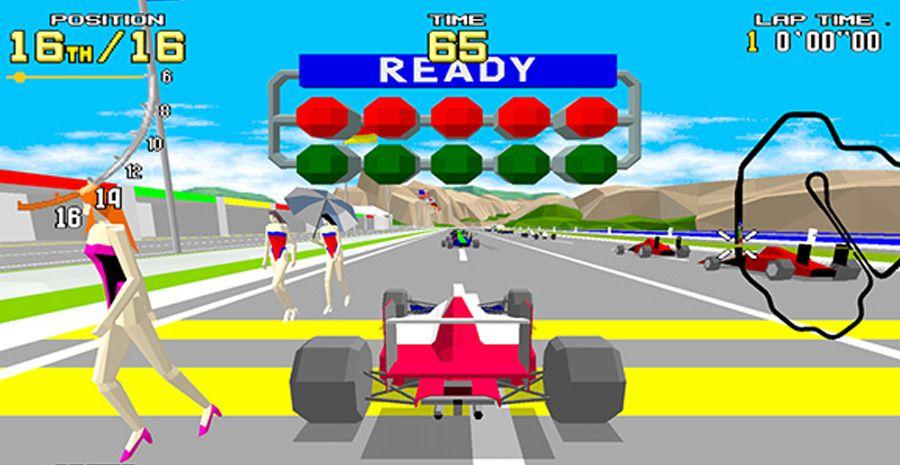 SEGA AGES Virtua Racing en pôle sur Nintendo Switch - toutes les infos