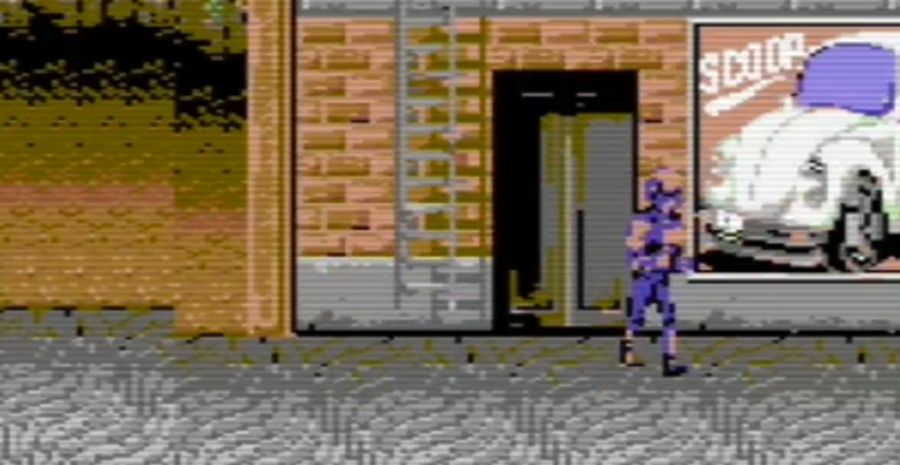 Double Dragon aura-t-il la version C64 qu