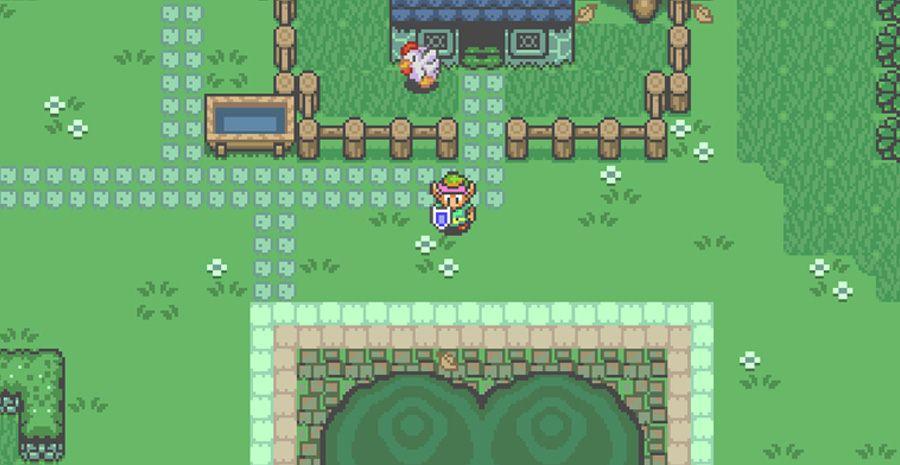 ZeldaForce développe A Link to the Dream, un remake de Zelda: Link