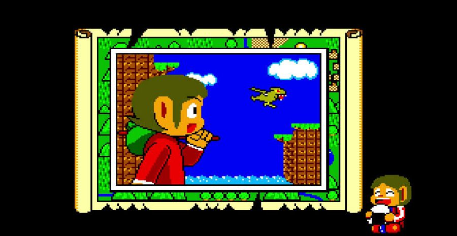 Alex Kidd in Miracle World et Gain Ground officiellement disponibles sur Nintendo Switch