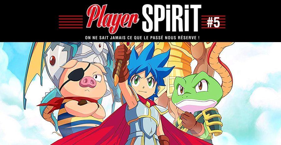 Player Spirit - les vieux croulants font leur numéro 5