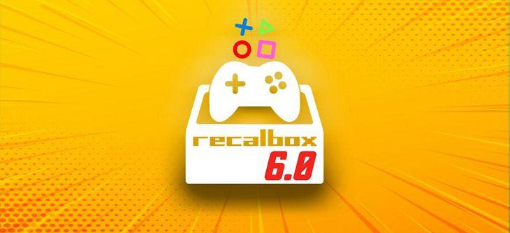 Recalbox 6.0 - la version finale est fin prête pour le 12 avril !