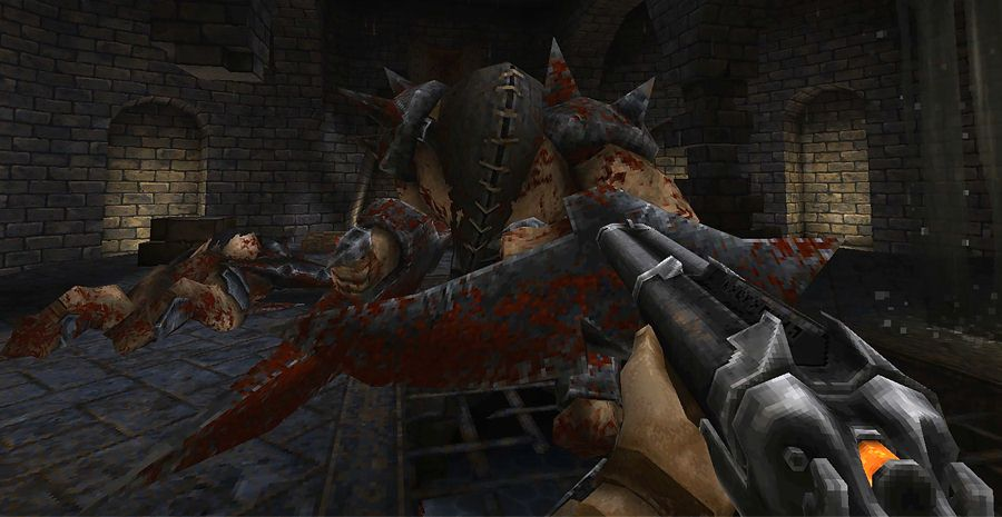 Wrath: Aeon of Ruin - 3D Realms dévoile 22 minutes de gameplay