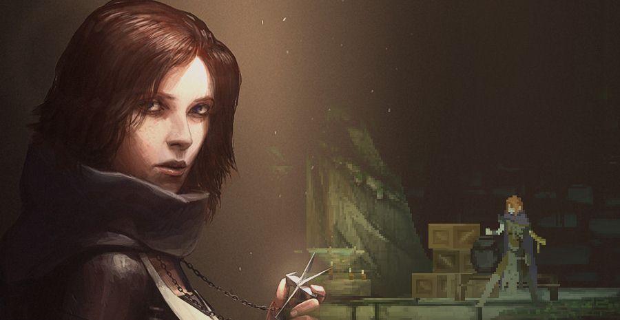 Sombre, brutal, implacable, exaltant : Dark Devotion est disponible sur PC