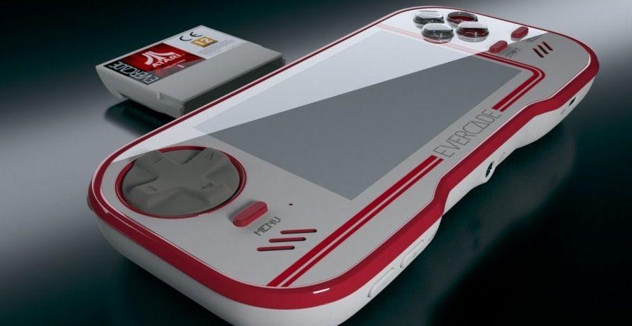 Evercade - une console portable complètement retrograde