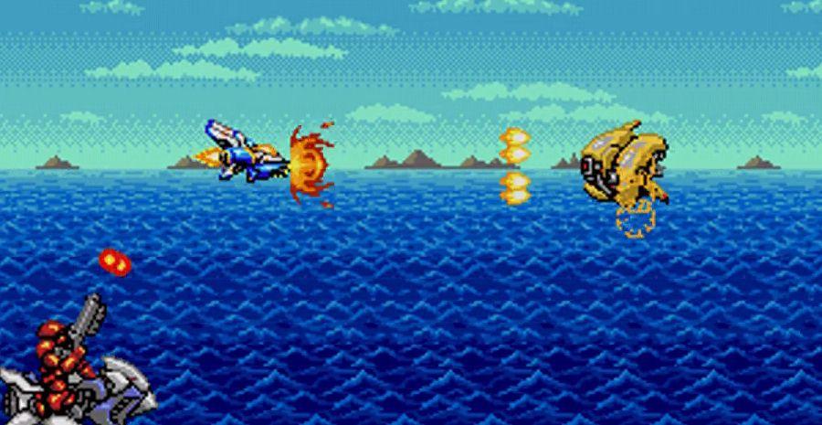 IRENA le nouveau shmup de la SEGA Mega Drive disponible en démo !