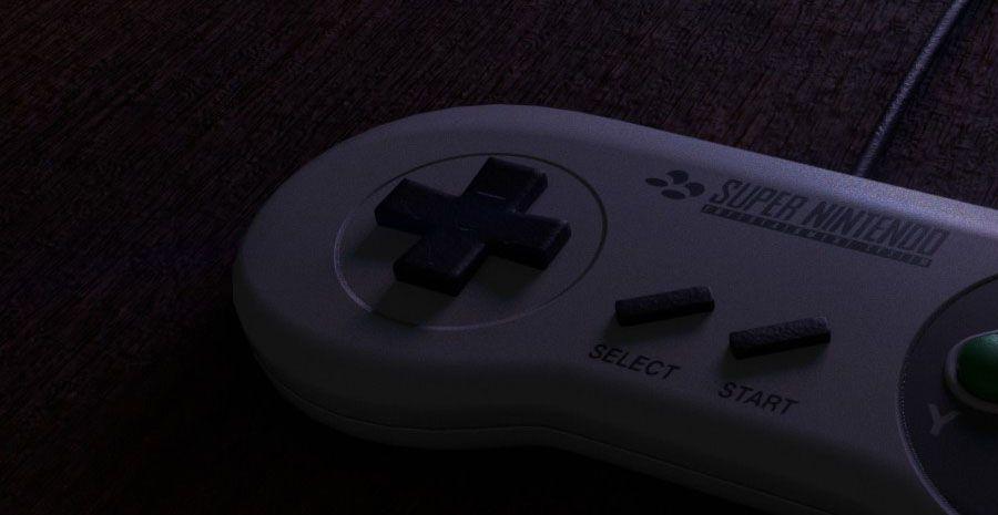 Une manette SNES pour Nintendo Switch repérée !