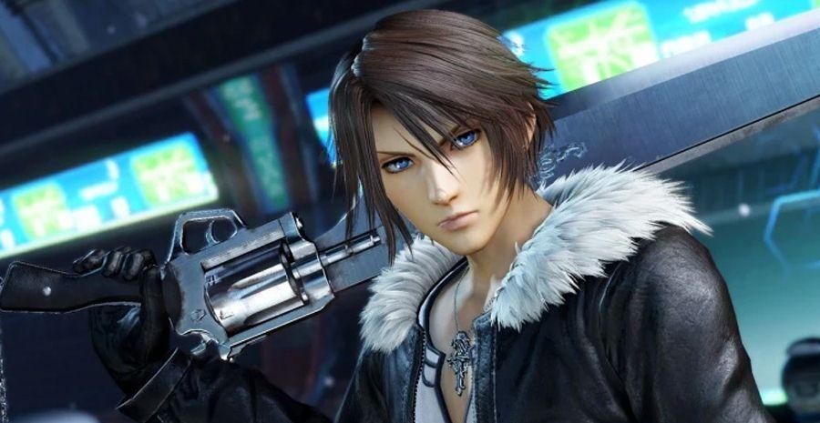 Final Fantasy 8 Remastered sortira le 3 septembre