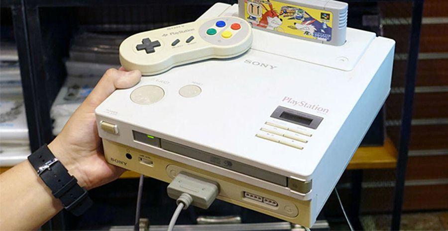 Le prototype Nintendo PlayStation bientôt en vente. 191002_play