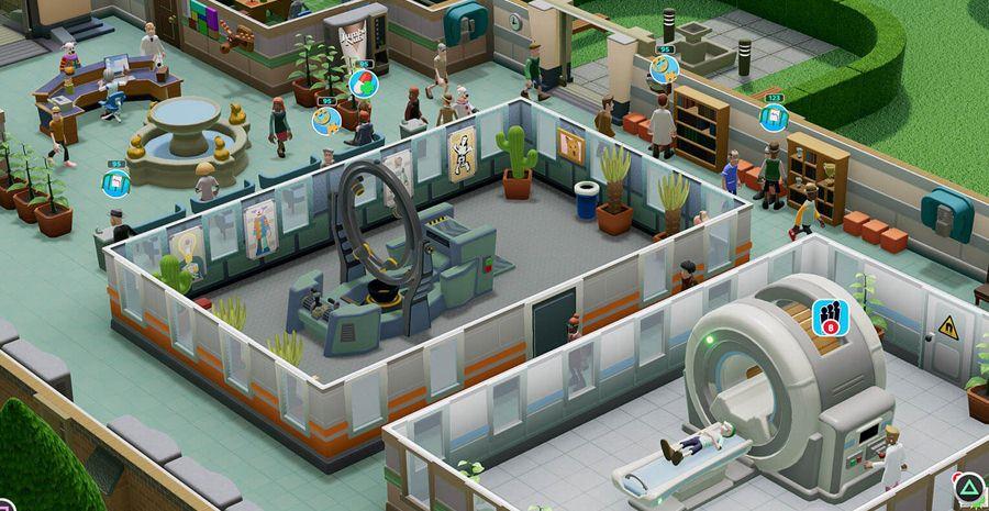 Two Point Hospital arrive sur consoles (sans Coronavirus)