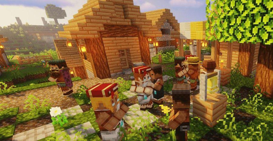 Packs De Textures Pour Minecraft La Corne D Abondance